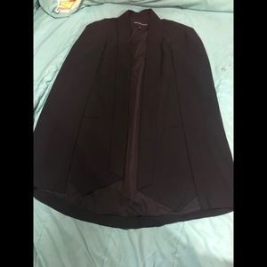 Who What Wear Capelet